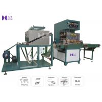 Buy cheap CE 8KW PVC Box Making Machine 3 Phase High Frequency Welding Equipment from wholesalers