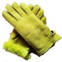 Buy cheap Warmful and comfortable leather S/M/L Fashion Leather Glove / latex glove vinyl glove from wholesalers