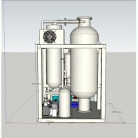 Buy cheap Multi Stage Emulsified Turbine Oil Purifier OilCleaning Water Removal System from wholesalers