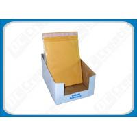 Buy cheap Kraft Bubble Envelopes For Retail Shops , Self Seal Bubble Mailers 4 × 6 from wholesalers