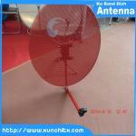 Buy cheap ku band 120cm tv satellite dish antenna parts satellite dish mesh antenna from wholesalers