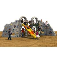 Buy cheap Preschool Kids Climbing Mountain With Climbing Holds Rounded Edge from wholesalers