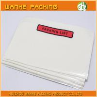 Buy cheap Color poly self seal express mailing for Document package bags from wholesalers
