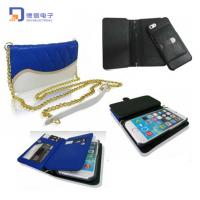 Buy cheap Luxury Slim Leather Mobile Case for iPhone 6 (LC-C002) product