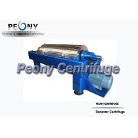 Buy cheap Continuous Decanter Centrifuge For Industrial Waste Water Treatment product