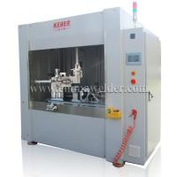 Buy cheap Horizontal hot plate welding machine for plastic pipe from wholesalers