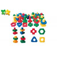 Buy cheap Functional Kindergarten Learning Toys Combination Stitching Plastic Non Toxic from wholesalers