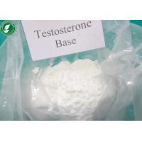 Buy cheap CAS 58-22-0 Testosterone Base White Raw Steroid Powders for Male Bodybuilder from wholesalers