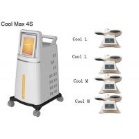 Buy cheap 4 Freeze Handles Cool Sculpting Machine Cryolipolysis Fat Reduce Slimming Device from wholesalers