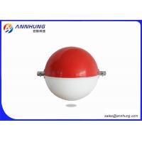 Buy cheap Powerline Using Aircraft Warning Sphere / Aerial Marker Balls ICAO Standard from wholesalers