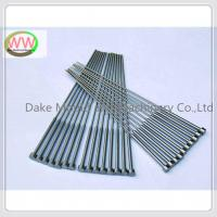 Buy cheap Precision, H13,SKD61,1.2344, HSS ejector pin for plastic mould with good price and trustable quality from wholesalers