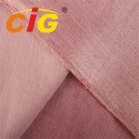 Buy cheap Soft Touching Velvet Sofa Upholstery Fabric Weight 340gsm Width 145cm product