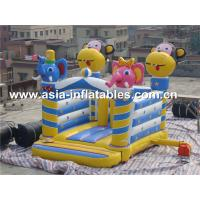 Buy cheap used commerical playground equipment inflatable combo  from wholesalers