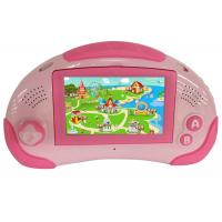 Buy cheap 16GB Pink baby learning tablet with Good Hand Feel / Li Battery 3000mhA from wholesalers