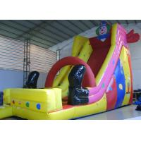 Buy cheap 7*4*5.5m Water Slide Jumper Popular Bounce Houses / Water slides for kids from Wholesalers