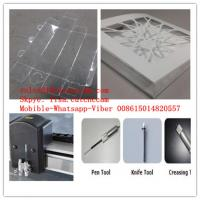Buy cheap Ivory SBS Paper Board Folding Digital Pre-production CAD Samples Cutting Table from wholesalers
