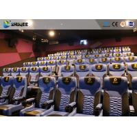 Buy cheap Business Centre 4D Movie Theater Electric Motion Rider Equipment 80 Seats product