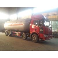 Buy cheap 280HP Faw 8*4 LPG Gas Tank Truck 14.9 Ton from wholesalers