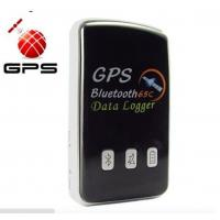 Buy cheap Bluetooth GPS Tracker Tagger 65 Channel Bluetooth GPS Data Logger Global Use GPS receiver from wholesalers