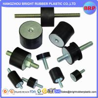 Buy cheap China Manufacturer Customized Black anti-vibration,noise and absorb shock metal bonded products in Material NBR, H from wholesalers