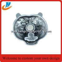 Buy cheap Custom paper souvenir fridge magnet magnets for fridge/antique nickel plated fridge magnets from wholesalers