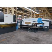 Buy cheap Siemens Electrical CNC Punch Press Machine / Sheet Metal Turret Punch from wholesalers