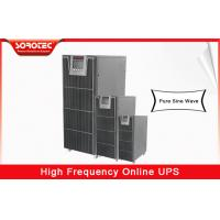 Buy cheap High Frequency Pure Sine Wave Uninterrupted Power Supply Online UPS 3KVA 220V from wholesalers