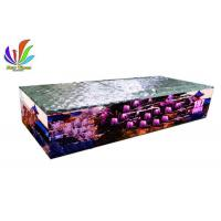 Buy cheap 100+97 Shots Cat.2 Compound Cake Pyrotechnics For New Year Celebration from wholesalers