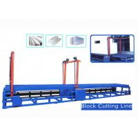 Buy cheap Horizontal Type EPS Block Making Machine For Sandwich Panel Strong Structure product