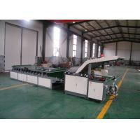 Buy cheap Reliable Flute Laminating Machine , Semi Automatic Paper Lamination Machine from wholesalers