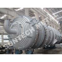 Buy cheap Shell Tube Condenser Welding Lip Gasket Condenser / Heat Exchanger from wholesalers
