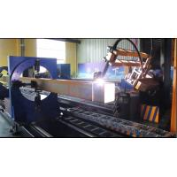 Buy cheap Round / Square Pipe Cutting And Beveling Machine For Steel Fabrication from wholesalers