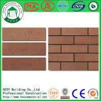 Buy cheap No Falling Off Various Styles Thin Flexible Wall Tiles 3 - 5mm Thickness from wholesalers