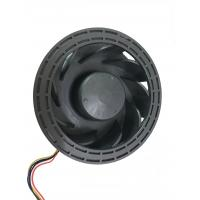 Buy cheap Round DC Centrifugal Fan PET Frame / Blade Impedance Protected CE ROHS Approval from wholesalers