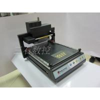Buy cheap Hot sale digital gold foil stamping machine ,plastic id card printing machine,flatbed pvc id card printer from wholesalers