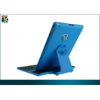 Buy cheap Customized Blue, Green, Red Fold Stand Plastic Case for Ipad 4 Protective Covers from wholesalers