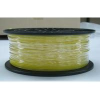 Buy cheap Grade A PLA 3D Printer Filament / Yellow 1.75mm PLA Filament from wholesalers