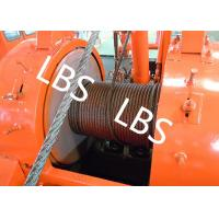 Buy cheap Oil Drilling Equipment Offshore Winch Tractor Hoist Winch / Well Servicing Unit Winch from wholesalers