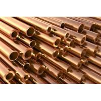 Buy cheap ASTM B111 C70400 C70600 C10200 copper nickel pipe(Tubos de cobre) , ASTM B88 ASTM B688 copper nickel tubing from wholesalers