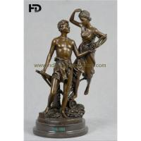 Buy cheap Figure sculpture from wholesalers
