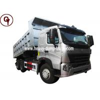Buy cheap China A7 6x4 10 Wheeler Heavy Dump Truck 28 Ton Sinotruk HOWO Tipper Truck from wholesalers