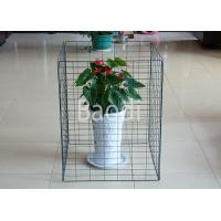 Buy cheap Collpasible Green PVC Wire Compost Bin 690 X 890mm , Wire Mesh Screen Panels  from wholesalers