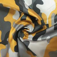 Buy cheap 300T Taffeta Calendered Polyester Material Fabric Transfer Printed 57/8 Width from wholesalers