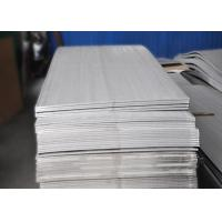 Buy cheap Durable Cold Rolled 304 Stainless Steel Plate With Mirror / Embossed Surface from wholesalers