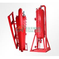 Buy cheap API Oil Drilling Mud Gas Separator with High Quality / Poor Boy Degasser/Mud Gas Separator for Sale from wholesalers