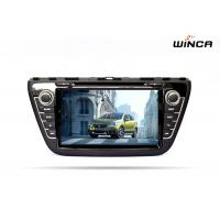 Buy cheap Android 6.0 Car DVD GPS Navigation for SUZUKI CROSS 2014 Audio / Rearview Camera from wholesalers