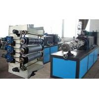 Buy cheap Automatic Foam Sheet Plastic Sheet Extrusion Line , PLC Control from wholesalers