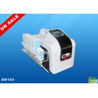 Buy cheap Women 650nm-660nm Fat Reduction Device / 72 Diode Lipolaser Beauty Machine BR103 from wholesalers