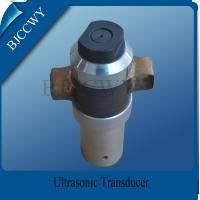 Buy cheap Ceramic Piezoelectric Transducer High Frequency Ultrasonic Transducer product