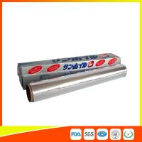 Buy cheap Multi Purpose Aluminium Foil Roll , Kitchen Aluminum Foil Paper For Food Wrapping from wholesalers